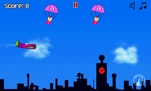【免費冒險App】Hot Balloon Defense-APP點子