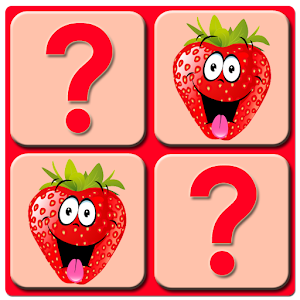 Memory Game Fruits Vegetables for PC and MAC