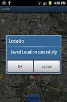 Screenshot of Location Profile Scheduler