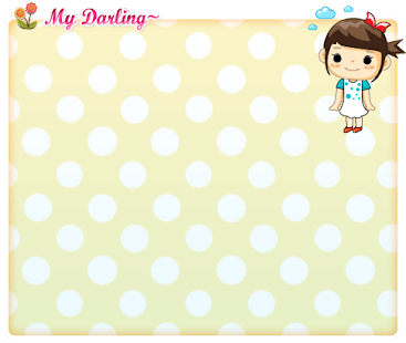MyDarling Animation theme3- screenshot thumbnail