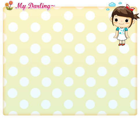 MyDarling Animation theme3 - screenshot
