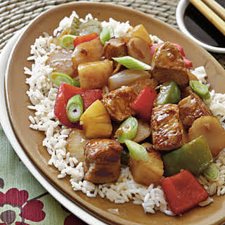 Sweet and Sour Pork.