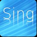 Sing Backing Tracks icon