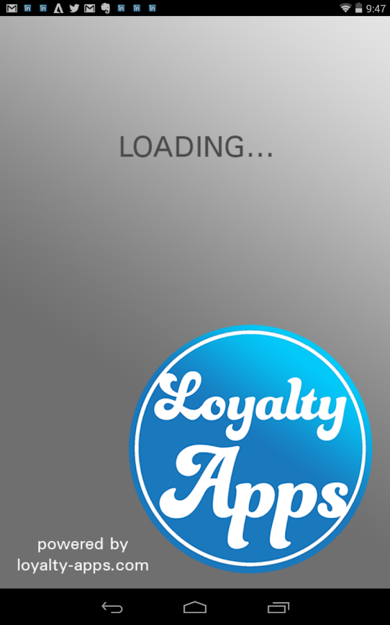 LoyaltyApps Preview - screenshot