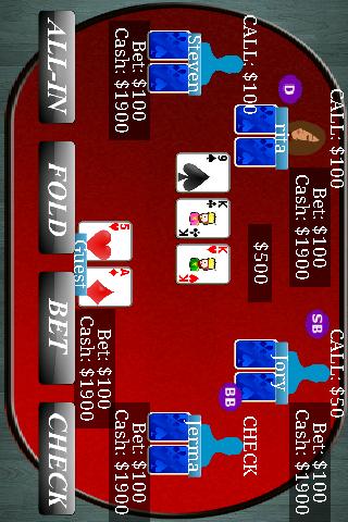 無料纸牌Appのポーカー - テキサスホールデム80K無料|HotApp4Game
