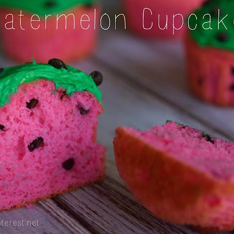 Pillsbury Watermelon Cake Mix