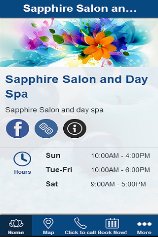 Sapphire Salon and Day Spa