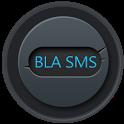 GO SMS Pro Zblablu ThemeEX icon