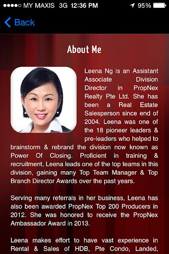 Leena Ng SG Property