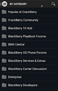 CrackBerry — The App! - screenshot thumbnail