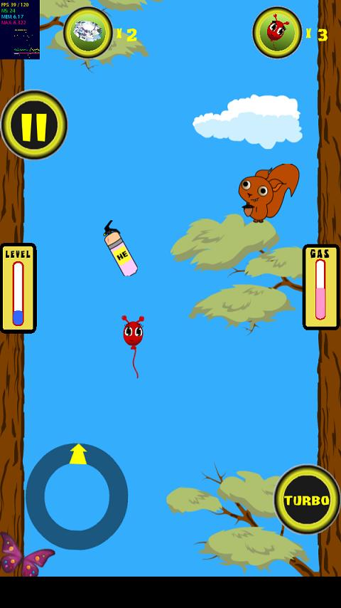 Balloony- screenshot
