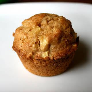 Maple Apple Muffins.