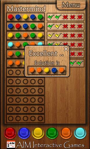 Mastermind Code Cracker