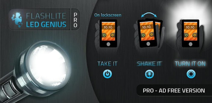 Flashlight LED Genius PRO apk
