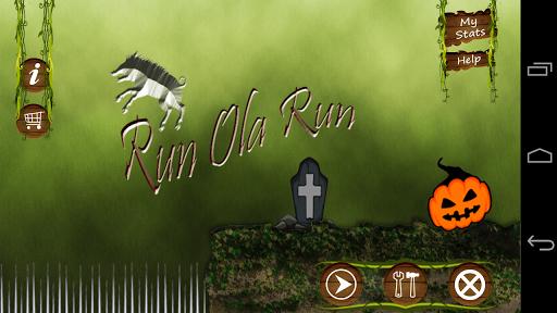 Run Ola Run - Running Game