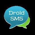 DroidSMS logo