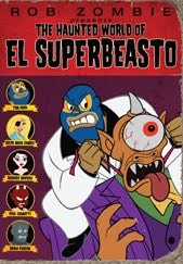 MOVIE: Haunted World of El Superbeasto