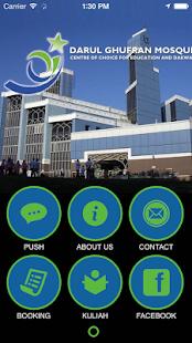 Masjid Darul Ghufran screenshot