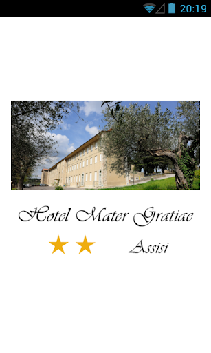 Hotel Mater Gratiae Perugia