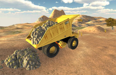 dump truck driving simulator 1.0 screenshot 55226
