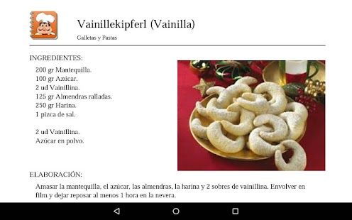My Cookery Book- screenshot thumbnail