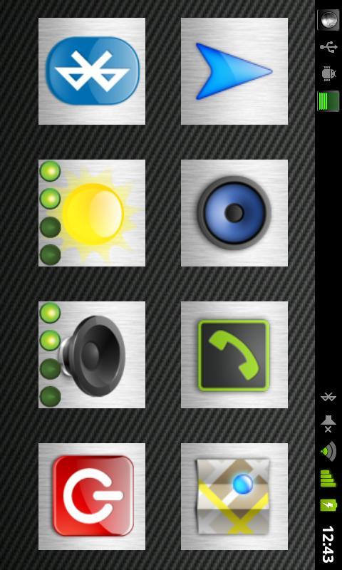 CarUI- screenshot