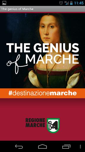 The Genius of Marche