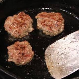 Bulk Venison Breakfast Sausage.