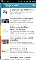 Screenshot of Anytime Health Mobile