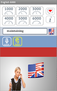 English 6000 Free- screenshot thumbnail