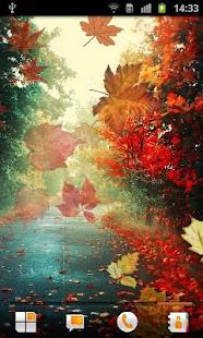 秋 动态壁纸