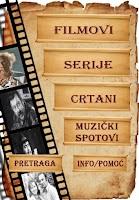 Screenshot of Videoteka filmovi serije muzik