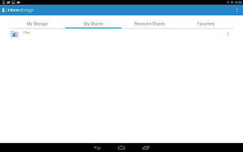 Inbox Storage- screenshot thumbnail