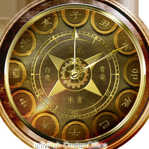 和時計アナログ時計ウィジェット 個人化 LOGO-玩APPs