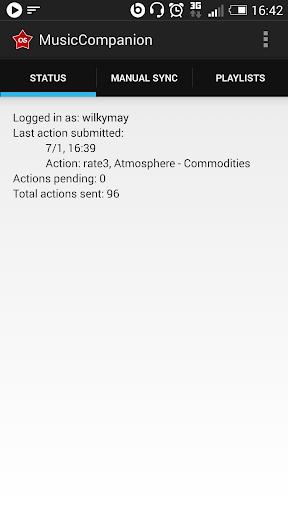 PowerAmp Companion beta