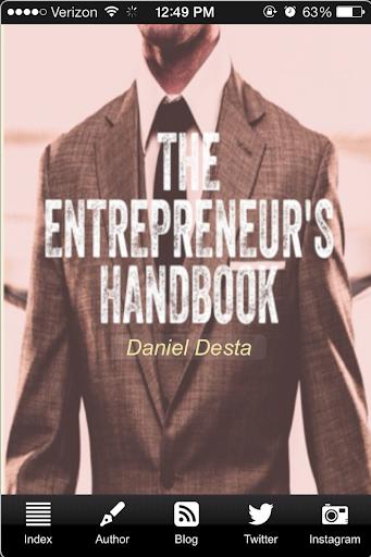 The Entrepreneur's Handbook