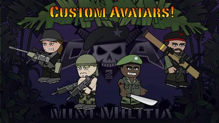 Doodle Army 2 : Mini Militia 2.2.6 screenshot 166596