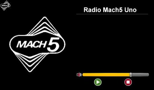 Radio Mach5- screenshot thumbnail
