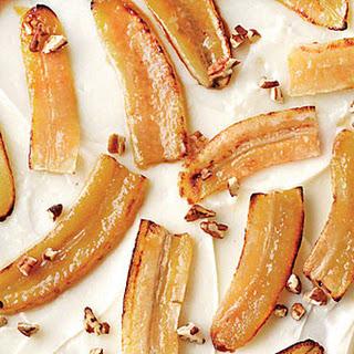 Glazed Banana Slices