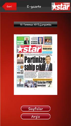Star Kıbrıs E-Gazete