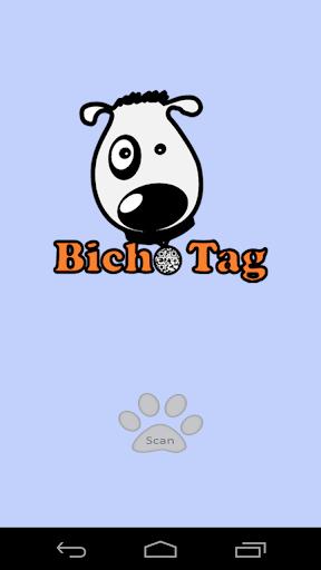 Bicho Tag Scanner
