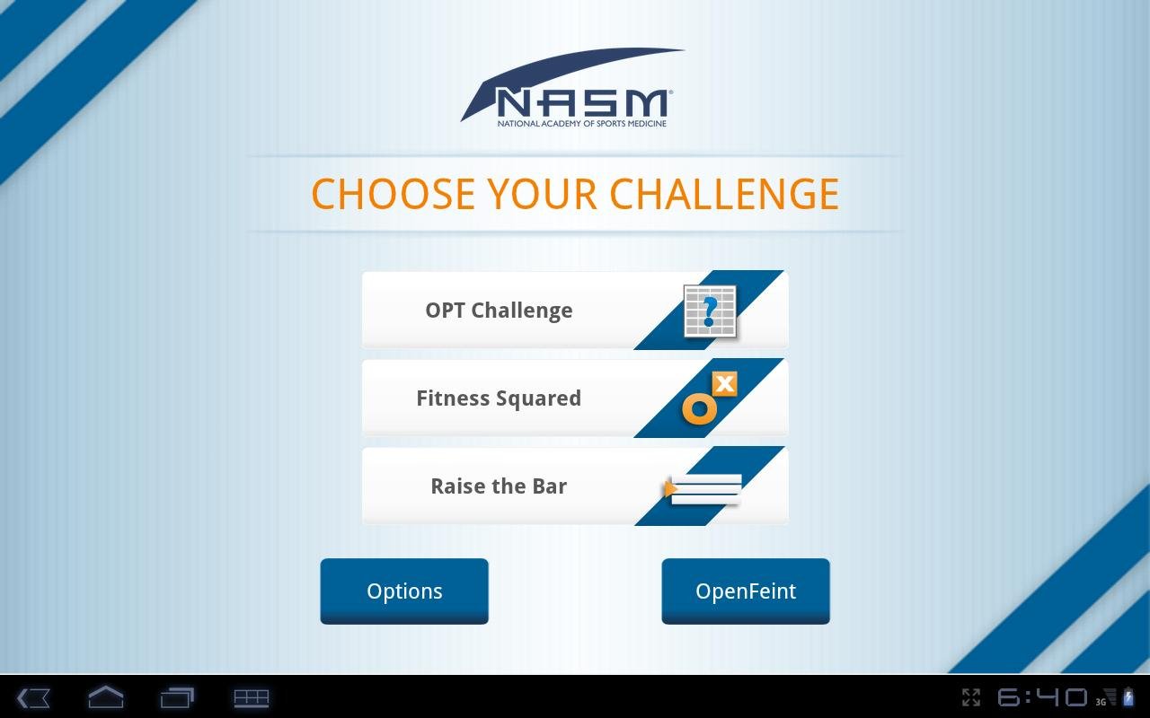 Nasm personal trainer for cpt android apps on google play nasm personal trainer for cpt screenshot 1betcityfo Choice Image