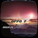 Oppo 7 theme icon