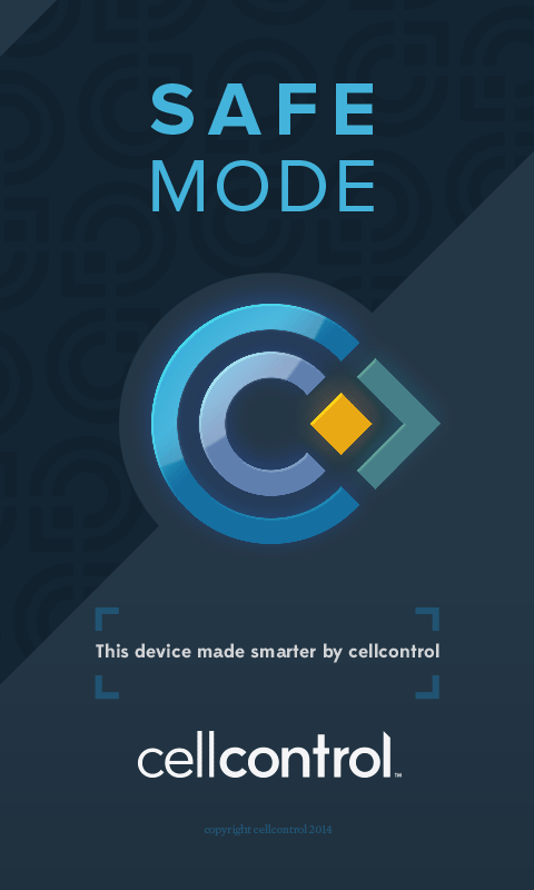Cellcontrol- screenshot