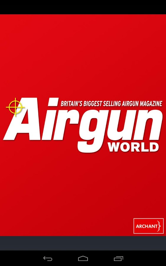 Airgun World Magazine - screenshot