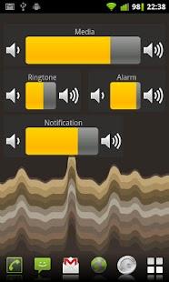 音量控制部件