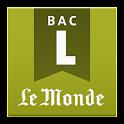 Bac L 2016 - Le Monde icon