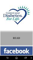 Screenshot of Audiobook - Diabetes