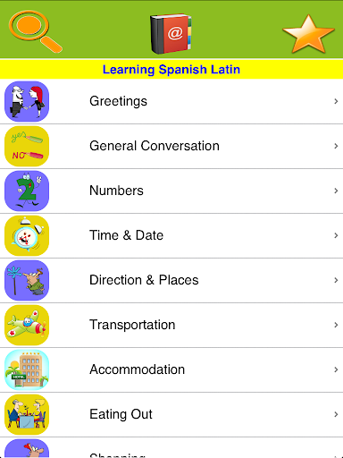 Speak Latin Spanish Mexico