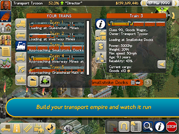 Transport Tycoon Screenshot 7